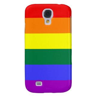 Regnbågepride Galaxy S4 Fodral