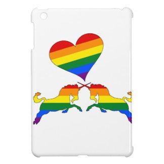 RegnbågeUnicorns iPad Mini Mobil Skal