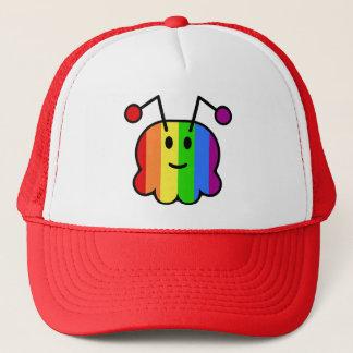 RegnbågeWibble hatt Keps