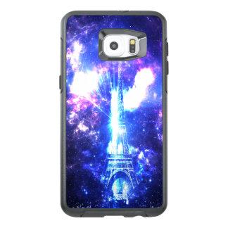 Regnbågsskimrande Parisian himmel OtterBox Samsung Galaxy S6 Edge Plus Skal