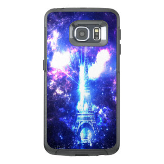 Regnbågsskimrande Parisian himmel OtterBox Samsung Galaxy S6 Edge Skal