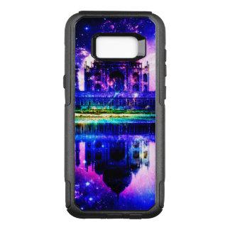 Regnbågsskimrande Taj Mahal drömmar OtterBox Commuter Samsung Galaxy S8+ Skal