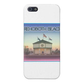 Rehoboth strand Delaware - Rehoboth Ave plats iPhone 5 Skal