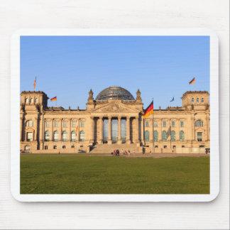 Reichstag i Berlin Musmatta