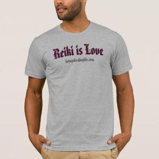 Reiki är kärlek tee