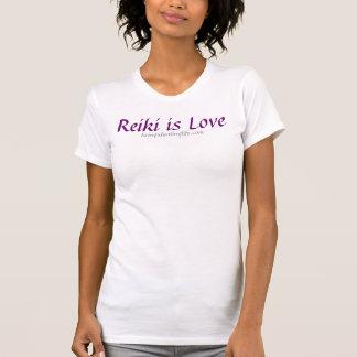 Reiki är kärlek tröjor