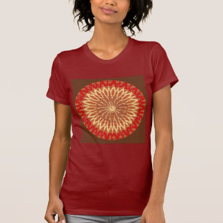 REIKI Karuna som läker symbolChakra den kosmiska T-shirts