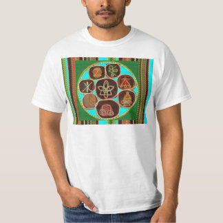 REIKI Karuna som läker symbolChakra den kosmiska Tröjor