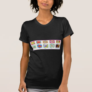 Reiki ledar- verktyg - presentartiklar för tee shirt