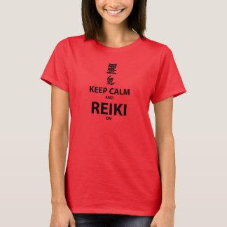 Reiki på! t shirt