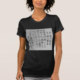 Reiki principer t shirt