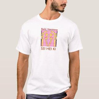 Reiki SHI HEI KI - harmoni n balanserar Tshirts