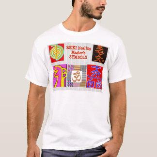 REIKI som läker symbolKONST ReikiHealing T Shirt