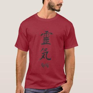 Reiki utslagsplats tee shirts