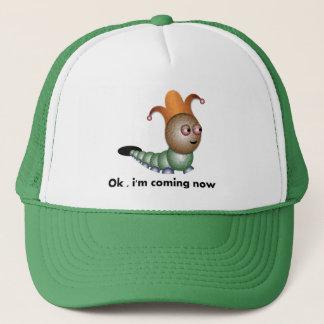 reko hatt vid den talby rafien truckerkeps