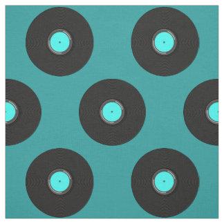 Rekord- albummönster tyg