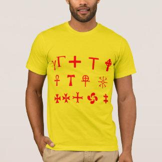 religion för meditation för symbolsufi andlig tee shirts