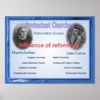 Religion historia, påverkan av världsförbättrarna poster