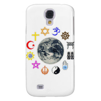 RELIGIONER av VÄRLDEN Galaxy S4 Fodral