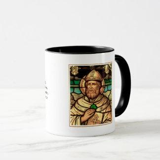 Religiösa gåvamuggar för saint patrick's day mugg