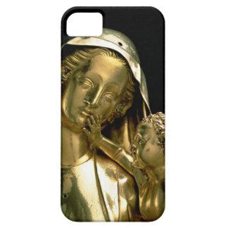 Reliquary av oskulden av Jeanne d'Evreux, 1339 ( iPhone 5 Case-Mate Fodral