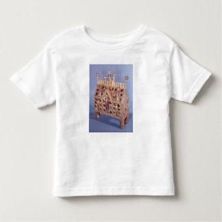 Reliquarybröstkorg i form av ett hus, Limousin T-shirt