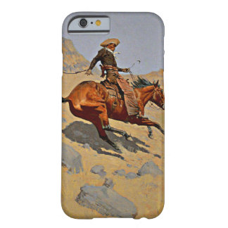 Remington cowboyen barely there iPhone 6 skal