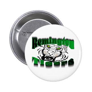 Remington tigrar standard knapp rund 5.7 cm