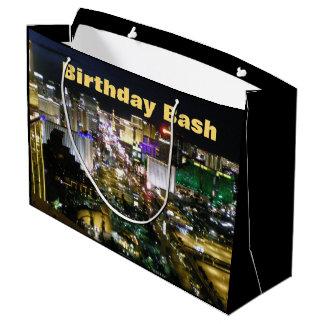 Remsa för Las Vegas födelsedagvåldsamt slag