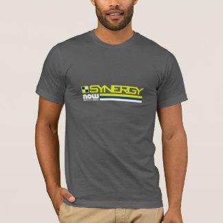 Remsa på grått medel tee shirt