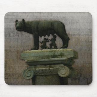 Remus Romulus och henne varg Musmatta