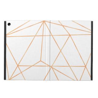 Ren geometri iPad air skal