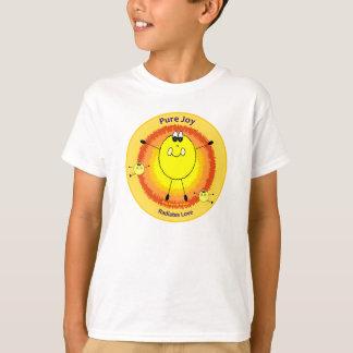Ren glädje utstrålar kärlekT-tröja T-shirts
