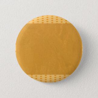 Ren guld- energi - köp för dimetext ditt namn standard knapp rund 5.7 cm