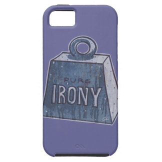 Ren ironi iPhone 5 fodraler