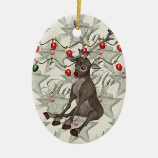 Ren- och julljus julgransdekoration
