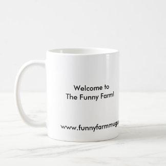 Ren panda-monium! kaffemugg
