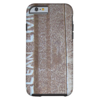 Rena Livin' 'baklucka Talk Tough iPhone 6 Case