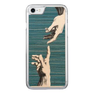 renaissance carved iPhone 7 skal