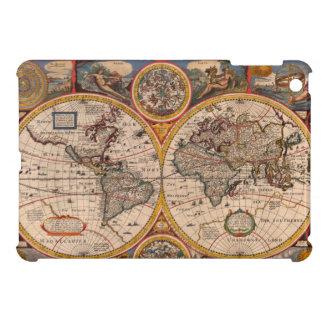 Renaissancevärldskarta 1651 iPad mini skydd