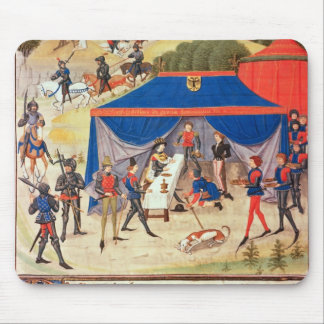 Renaud de Montauban och Charlemagne Musmatta