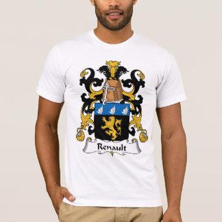 Renault familjvapensköld t shirt
