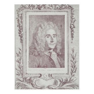Rene Antoine Ferchault de Reaumur Vykort