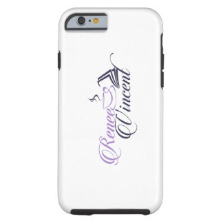 Renee Vincent logotypiphone case Tough iPhone 6 Case