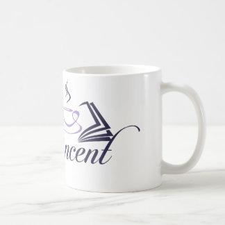 Renee Vincent logotypmugg Kaffemugg