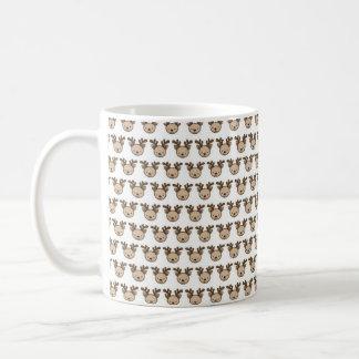 Renmönstermugg (11 uns) kaffemugg