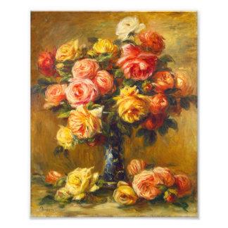 Renoir ro i ett vastryck fototryck