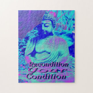 Renovera det Buddha pussel