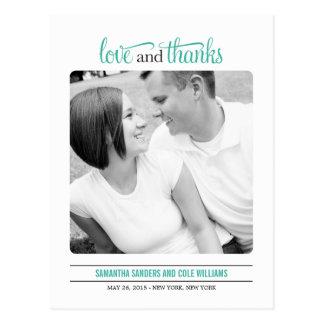 Rent kort för Lookbrölloptack Vykort