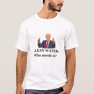 Rent vatten: Behöver vem det? Tee